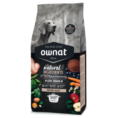 OWNAT ULTRA MEDIUM ADULT DOG