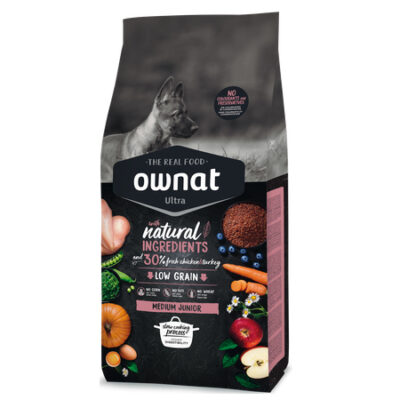 OWNAT ULTRA MEDIUM JUNIOR DOG