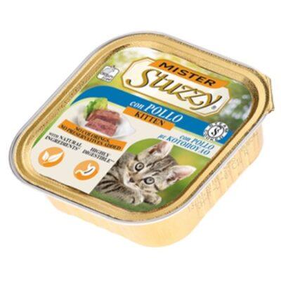 MR. STUZZY CAT POLLO KITTEN 100GR (CAJA X32UD)
