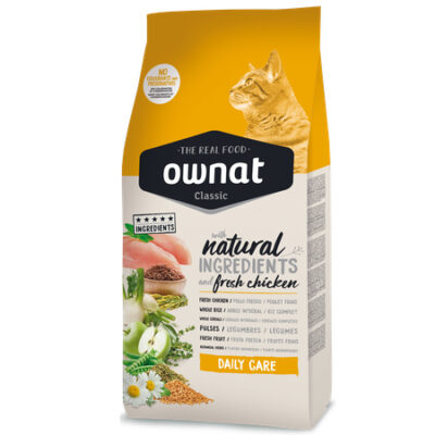 OWNAT CLASSIC DAILY CARE CAT 4KG
