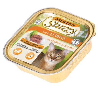 MR. STUZZY CAT SALMON 100GR (CAJA X32 UD)