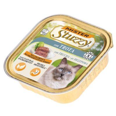 MR. STUZZY CAT TRUCHA 100GR (CAJA X 32UD)