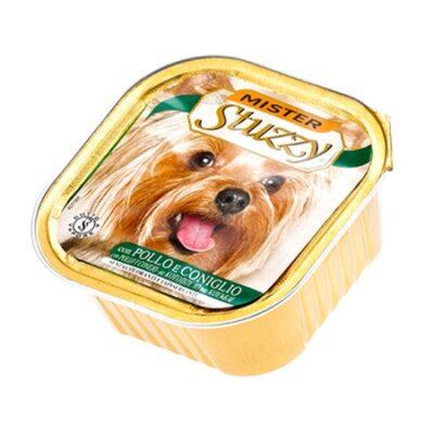 MR. STUZZY DOG POLLO Y CONEJO 300GR (CAJA X 18UD)