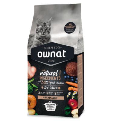 OWNAT ULTRA CHICKEN & RICE CAT