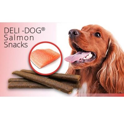 BARRITAS DELI-DOG SALMON