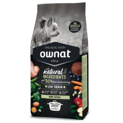 OWNAT ULTRA MINI ADULT DOG
